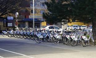 Bikesharing v meste Žilina láme po prvých dňoch od spustenia rekordy