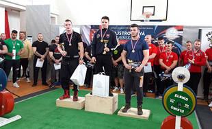 Úspechy silových trojbojárov z AC UNIZA Power club Žilina