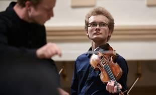 FOTO: Otvárací koncert medzinárodného festivalu klasickej hudby Allegretto Žilina 2019