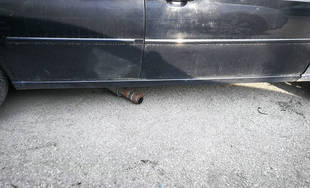 V meste Žilina sa objavili krádeže katalyzátorov z osobných áut