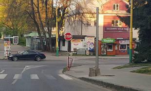FOTO: Na križovatke ulíc Vojtecha Spanyola a Juraja Fándlyho pribudnú semafory
