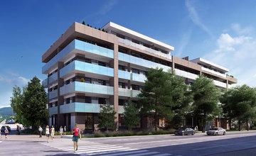 Vizualizácie projektu Komenského rezidencia