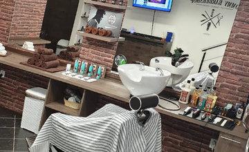 Nové holičstvo Tommy Barbershop v centre Žiliny