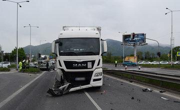 Dopravná nehoda v Martine 6.5.2019