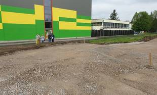Nový skatepark na Oravskej ceste v Žiline