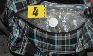 Zásah žilinskej polície v súvislosti s drogovou trestnou činnosťou 22.5.2019