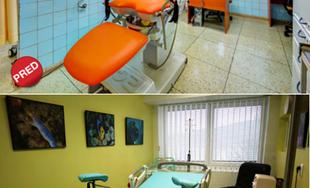FOTO PRED A PO: Obnovu a renovácie žilinskej nemocnice ukazuje Biela kniha