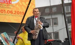 FOTO: 25. ročník Staromestských slávností v Žiline bol slávnostne otvorený