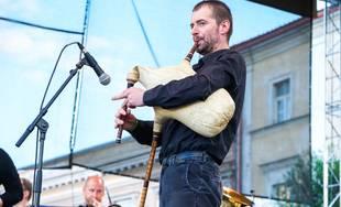 FOTO: Balkansambel na Staromestských slávnostiach 2019