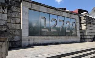 Nové číslo na ciferníku pod Farským kostolom