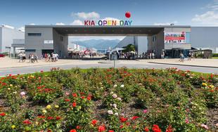 Deň otvorených dverí 2019 v areáli Kia Motors Slovakia