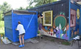 FOTO: 60 zamestnancov Mestského úradu sa zapojilo do dobrovoľníckeho projektu Naše mesto