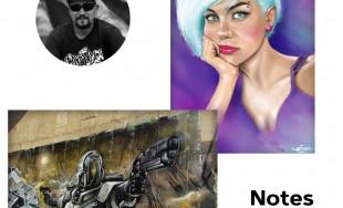 Maľuj podľa seba 5 - výtvarníci 2019