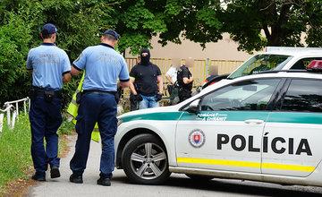 Úspešná akcia žilinskej polície zameraná na drogy 21.6.2019