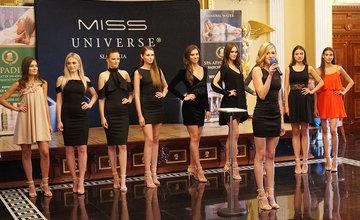 Finalistky Miss Česko-Slovensko 2019 v SPA Aphrodite Rajecké Teplice