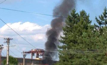 AKTUÁLNE: V Mikšovej došlo k požiaru elektrárne, zasahujú hasiči z Bytče aj zo Žiliny