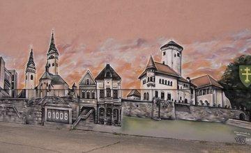 Nový street-art v Žiline na Vlčincoch
