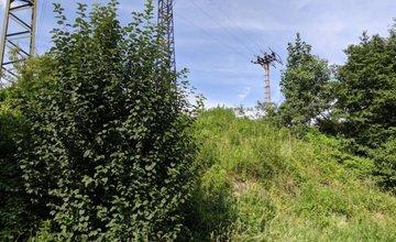 Pozemky pre parkovanie - Budatínsky hrad - plánované parkovisko ŽSK