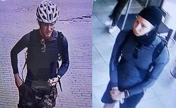 FOTO: Polícia stále pátra po mužovi, ktorý platí falošnými 50 € bankovkami