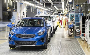 Spustenie výroby Kia XCeed 2019
