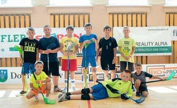 Florbal cup Dolný Hričov 2019