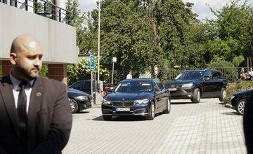 FOTO: Prezidentka Zuzana Čaputová začala oficiálnu návštevu Žiliny v sídle ŽSK