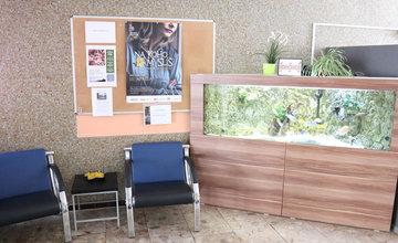 FOTO: Nemocnica pokračuje v obnove priestorov, tentokrát na oddelení klinickej a radiačnej onkológie