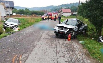 Tragická dopravná nehoda v obci Zábiedovo 25.8.2019