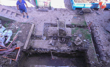 FOTO: Žilinský samosprávny kraj rekonštruuje Domov sociálnych služieb Synnómia v Žiline