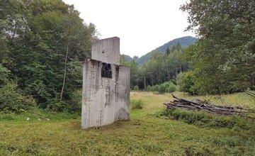 Starostlivosť o pamätník SNP pri Dubnej Skale