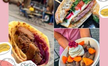 FOOD FEST v parku 2019 - vystavovatelia