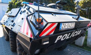 FOTO: Deň polície 2019 v Žiline na Námestí Andreja Hlinku