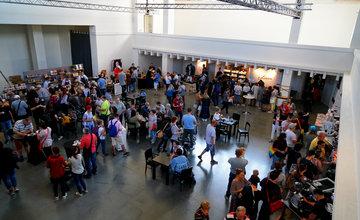 FOTO: Žilinský festival kávy 2019 v Novej synagóge