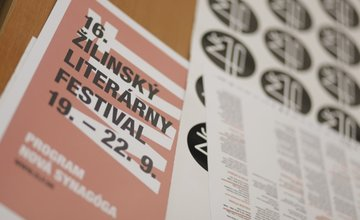 FOTO: Odštartoval 16. ročník Žilinského literárneho festivalu, potrvá až do nedele