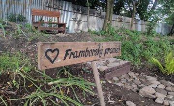 FOTO: Zveľaďovanie Framborského územia pokračuje, pomôcť môžete 5. októbra aj vy!