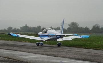 Žilinská univerzita má dve najmodernejšie lietadlá Zlín Z-242L