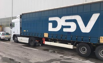 Pri vykladaní kamióna v Žiline našli utečencov z Afganistanu