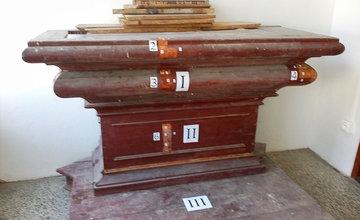 Rekonštrukcia kaplnky na Starom cintoríne v Žiline sa približuje každým dňom