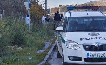 AKTUÁLNE: Na čerpacej stanici v Strážove prebehol protidrogový policajný zásah