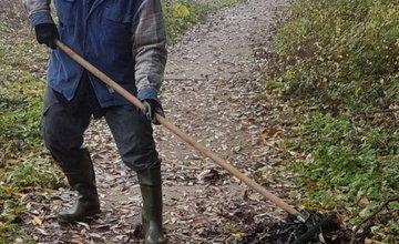 FOTO: Dobrovoľníci opäť vyčistili Čížov jarok v žilinskom lesoparku