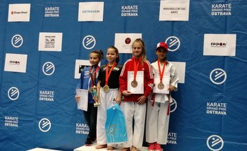 Úspechy AC UNIZA Karate klub Žilina počas októbra