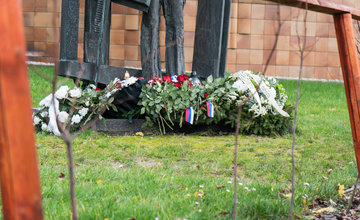 FOTO: Pietna spomienka na obete komunistického režimu