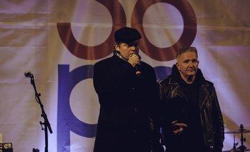 FOTO: 30 ROKOV PO na námestí Andreja Hlinku v Žiline