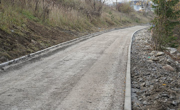 Výstavba novej cyklotrasy po ľavom brehu rieky Váh v Žiline