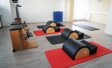 Pilates a reformer studio na Bôrickej ceste v Žiline