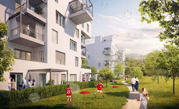 Nové bývanie Rudiny II v Žiline a Kamence v Kysuckom Novom Meste