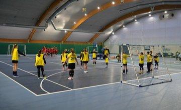 FOTO: Turnaj mini hádzanárky Slovan Malá Fatra Žilina v Martine