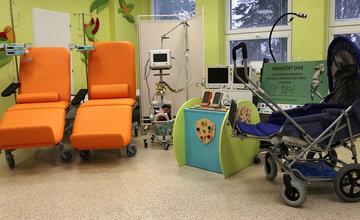 Oddelenie pediatrie v žilinskej nemocnici získalo nové prístroje a vybavenie