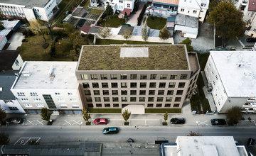 Nové reprezentatívne kancelárie na Hollého 6 v centre Žiliny