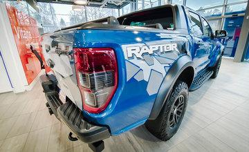 FOTO: Prvý nový FORD Ranger Raptor v Žilinskom kraji